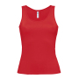 Tanktop Women-Only Tattoo S Deep Red