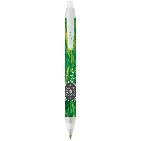 BIC® Wide Body® Digital Ecolutions® balpen - Full Colour & Duurzaam