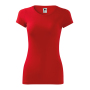 Glance T-shirt Ladies red XS