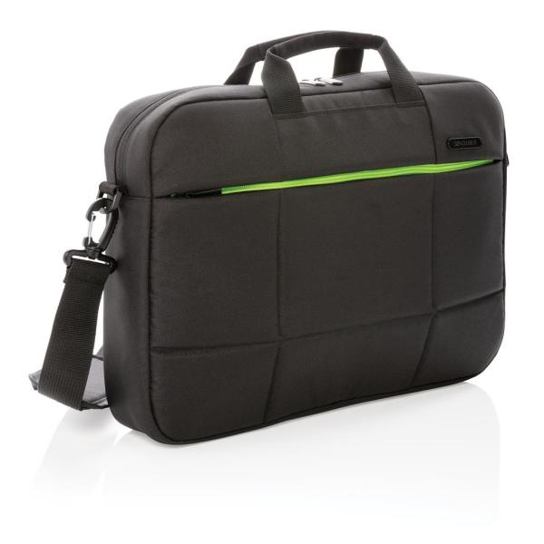 "Soho business RPET 15.6"" laptop tas PVC vrij"