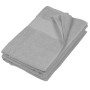 Badhanddoek light grey one size