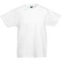 Kids valueweight t (61-033-0) white '14/15