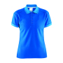 Noble polo pique shirt wmn Swe. bl/navy xs