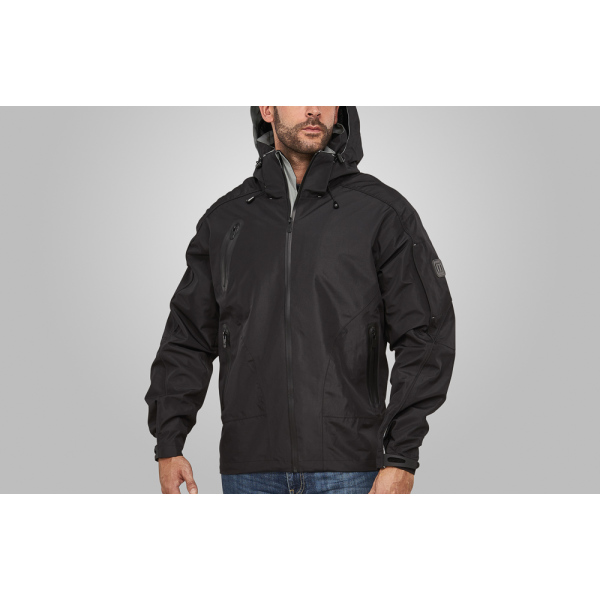 Macseis Jacket High Tech Excel for him Black
