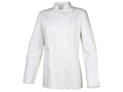 7403 JACKET LADIES WHITE XXXL