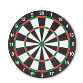 NAIL IT - Dubbelzijdig dartbord