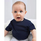 Baby T-Shirt - Light Olive Organic
