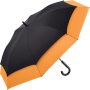 AC golf umbrella FARE®-Stretch 360 - black-orange