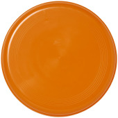 Cruz medium kunststof frisbee - Oranje