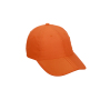 6 Panel Pack-a-Cap oranje