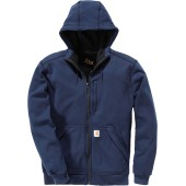 Windfighter zip hooded sweatshirt