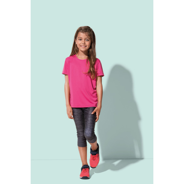 Stedman T-shirt Interlock Active-Dry SS for kids