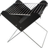 IJzeren barbecue grill