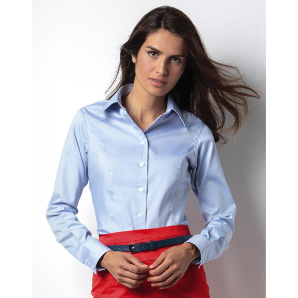 Women's Corporate Oxford Shirt LS