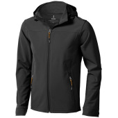 Langley softshell heren jas