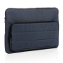 "Impact AWARE™ RPET 15,6"" laptophoes, donkerblauw"