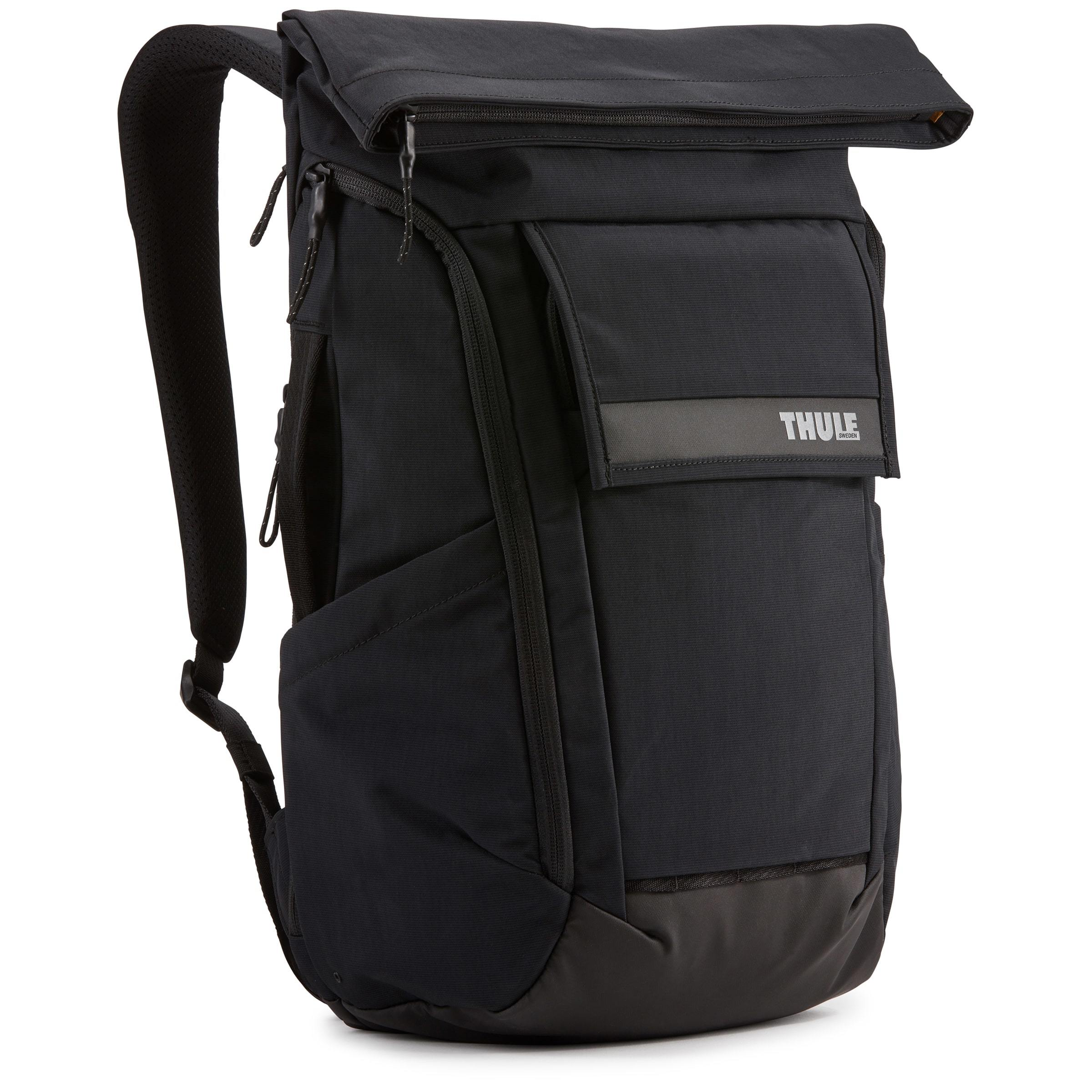 Thule Paramount Backpack 24L Thermal print in full color Zwart