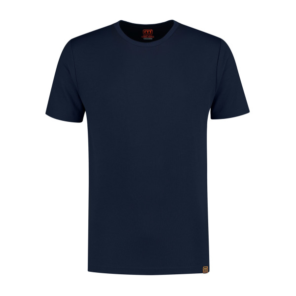 Macseis T-shirt Slash Powerdry Blue Navy