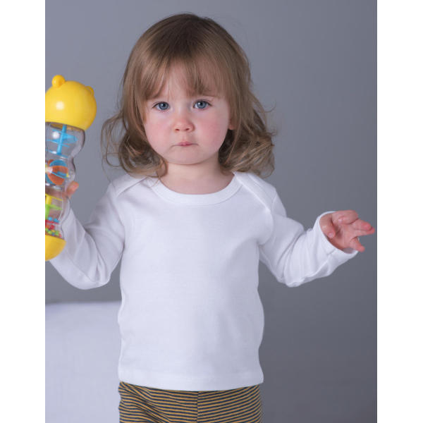Organic Baby Envelope Neck Top