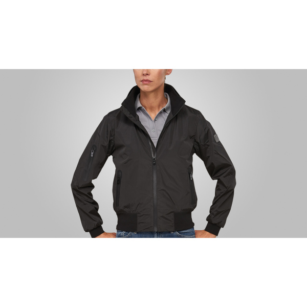Macseis Jacket Light Combat for her Black