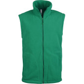 Luca > men's microfleece gilet