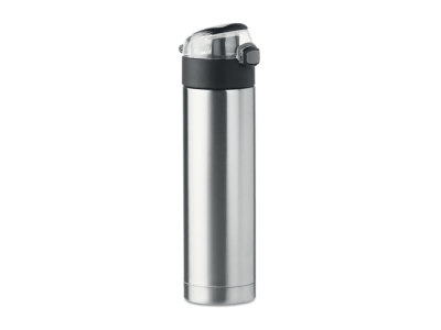 NUUK LUX - Security lock SS bottle