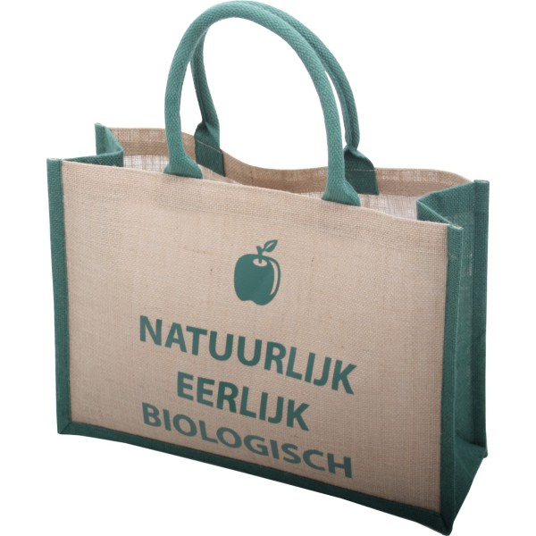"Jute Eco Shopper ""Olmenhorst"""