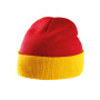 red / yellow One Size