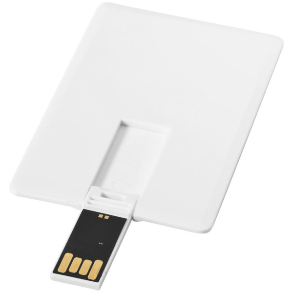 Slim credit card USB 4GB
