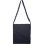 Katoenen shopper black one size
