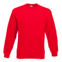 Premium Set-In Sweat, Red, XXL, FOL