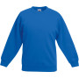 Kids classic set-in sweat (62-041-0) royal blue '14/15
