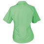 Ladies' Promotion Blouse Short-Sleeved lime