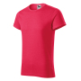 Fusion T-shirt Gents red melange S