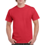 Gildan T-shirt Heavy Cotton for him red 4XL