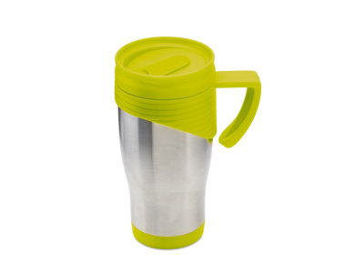 DEEPORT - Stainless steel travel mug