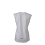 Ladies' Running Tank - wit/wit