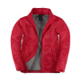 Jacket Multi-Active /Men M Red/Warm Grey