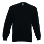 Premium Set-In Sweat, Black, XXL, FOL