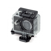Actioncamera set zwart