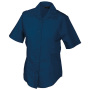 Ladies' Promotion Blouse Short-Sleeved navy