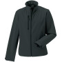 Men's softshell jacket titanium 4xl