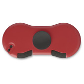 Spin-It Widget ™ met oplaadkabel - Rood