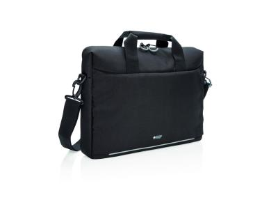 Swiss Peak RFID laptop tas PVC-vrij