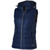 Mixed doubles ladies bodywarmer