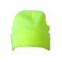 Knitted Cap Thinsulate™ neon geel