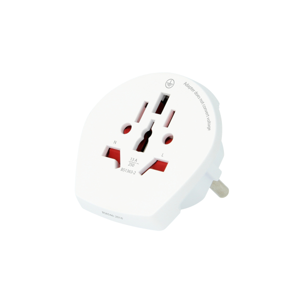 Bedrukte SKROSS® World to Europe Adaptor