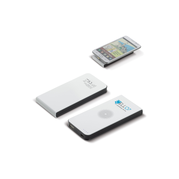 Wireless charging powerbank 4000mAh