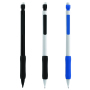 Matic Grip MP BA white_Trim black_Grip black_Eraser white