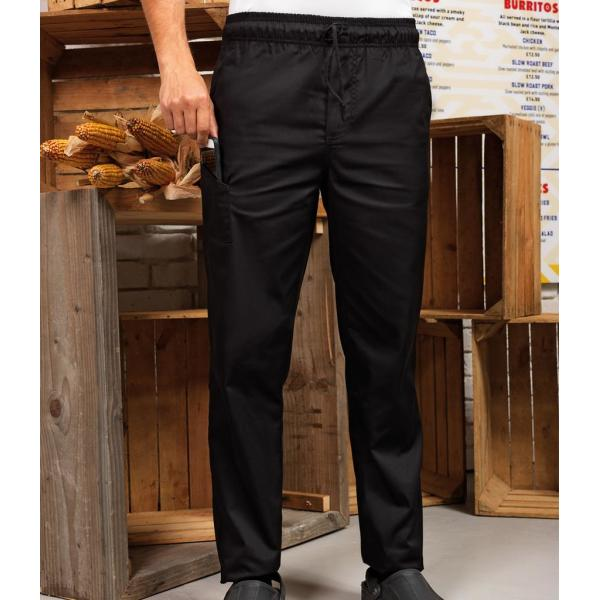 Select Slim Leg Chef's Trousers